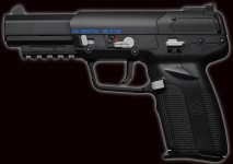 Marushin - 6mm Gas Blowback Five-seveN USG (ABS/Black)