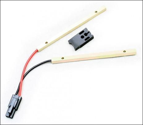 OPTION-NO.1 - Battery Conversion connector For Tokyo Marui Next Gen HK416D & M4 Series
