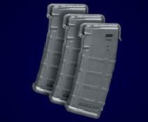 KSC - M4 PMag 3 pieces set (for KSC M4-ERG Magpul CQB)