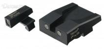 DETONATOR - SFA+Trijicon Custom TYPE FRONT/REAR SIGHT SET (For MARUIXDM)