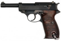 Maruzen - Walther P38 ac41