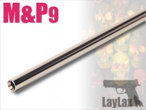 LAYLAX/NINE BALL - Tokyo Marui Gas Blowback Power Barrel 90mm/M&P9 - 6.00mm