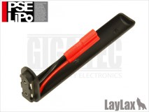 LAYLAX/GIGATEC - PSE Lipo Max Connector Adaptor (for Electric Compact Machinegun)