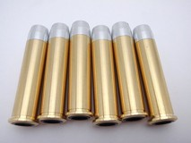 Marushin - 6mmBB Spare X-Cartridge for 6mm version Mateba Revolver (set of 6 cartridges)