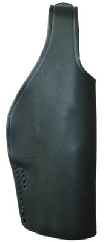 EAST-A - LEATHER SILHOUETTE HOLSTER / THUMB BREAK CROSS TYPE/ USP, P8 BLACK -