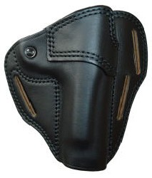 EAST-A - LEATHER SILHOUETTE HOLSTER / CROSS TYPE/ M92F BLACK -