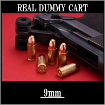 RIGHT - Real Dummy Cart 9mm / 8 carts set