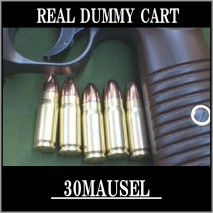 RIGHT - Real Dummy Cart 30 MAUSER / 8 carts set