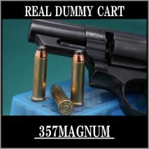 RIGHT - Real Dummy Cart 357 Remington Magnum / 6 carts set