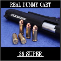 RIGHT - Real Dummy Cart 38 Super Remington / 6 carts set