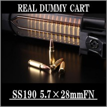 RIGHT - Real Dummy Cart SS190 5.7X28mm FN / 8 carts set