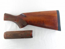 CAW/MULE - Marui M870 Old A Wood Stock