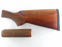 CAW/MULE - Marui M870 Old B Wood Stock