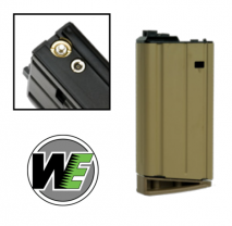 WE - SCAR-H GBBR 30rds Spare Magazine / FDE