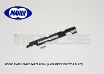Tokyo Marui Spare Parts AK74 / (AK74 Series Selector Plate)
