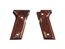 Altamont - Wood Grip M92 Vertec Checker /Red available upon order -