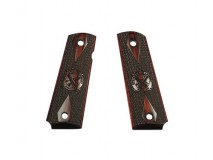 Altamont - Wood Grip SPRING FIELD Full Size Diamond Checker Red