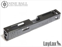 LAYLAX/NINE BALL - Marui G18C Custom Slide ECKESACHS