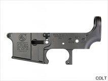 LAYLAX/FIRST FACTORY - Next Gen Electric Gun M4 Series MG Lower Frame COLT