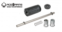 ACE 1 ARMS - AAC Type Ti-Rant 9S Silencer Extension Kit
