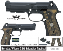 NOVA - Beretta / Wilson 92G Brigadier Tactical Metal Kit for TM M9A1/USM9