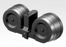 Tokyo Marui - 1200 rds Twin Drum Magazine (for M4/M16 Standard & High Cycle AEGs)