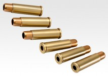 Tokyo Marui - Cartriges Set for BB Air Revolver Colt Python (pack of 6 cartridges)