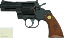 TANAKA WORKS - Colt Python .357 Magnum 3inch R-MODEL HW (Gas Revolver)