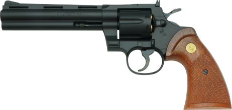 TANAKA WORKS - Colt Python .357 Magnum 6inch R-MODEL HW (Gas Revolver)