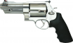 TANAKA WORKS - Smith & Wesson M500 3+1inch Stainless Model Version 2 (Gas Revolver)