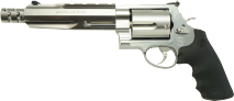 TANAKA WORKS - Smith & Wesson M500 Performance Center Magnum Hunter 6.5 inch Stainless Model Version 2 (Gas Revolver)