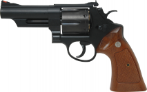 TANAKA WORKS - Smith & Wesson M29 4 inch Counterbored HW (Gas Revolver)