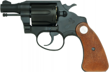 TANAKA WORKS - Colt Detective Special 2inch HW (Gas Revolver)