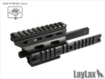 LAYLAX/NINE BALL - MP7A1 Extension Frame for Tokyo Marui MP7A1 GBB/ Electric