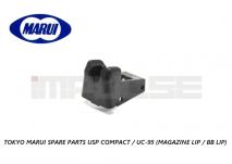 Tokyo Marui Spare Parts USP COMPACT / UC-95 (Magazine Lip / BB Lip)