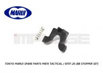 Tokyo Marui Spare Parts M870 TACTICAL / 870T-20 (BB Stopper Set)