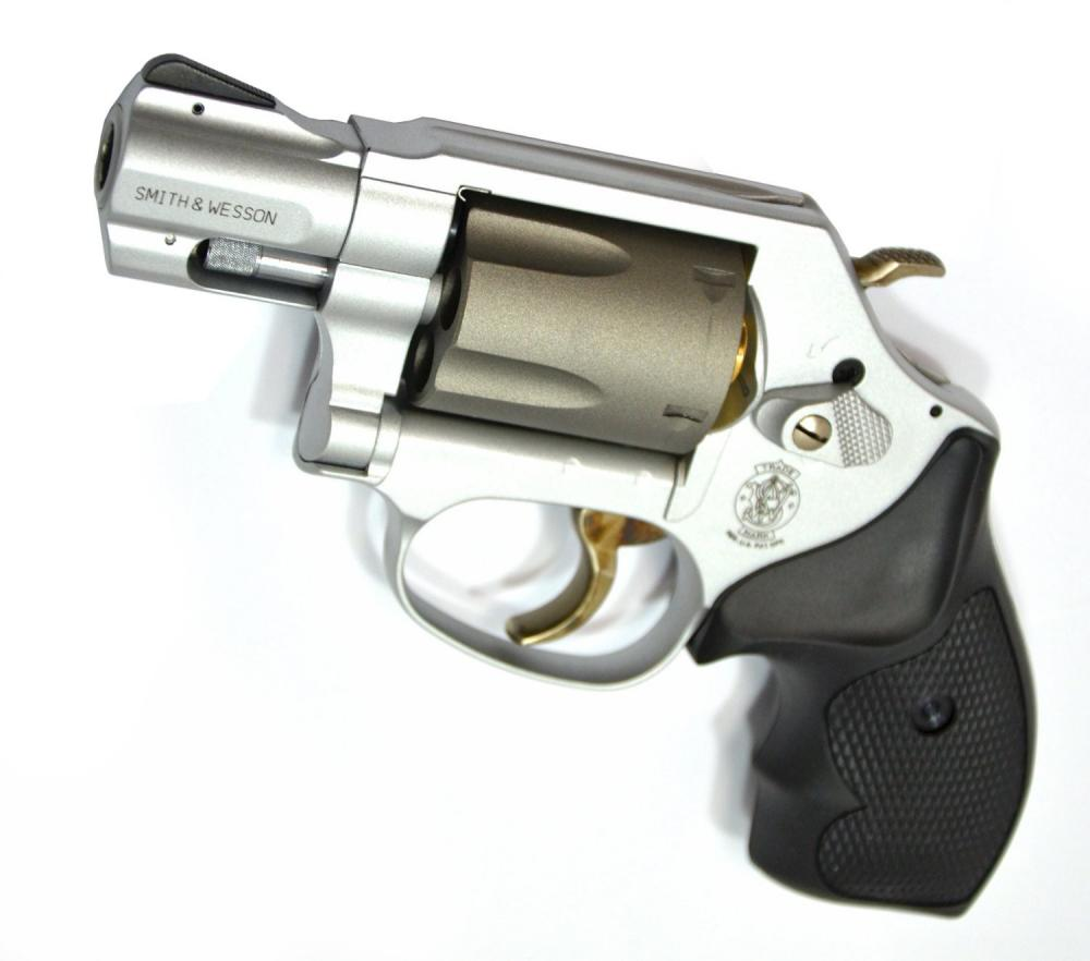 TANAKA WORKS - Smith & Wesson M360 SC (Scandium)  357 Magnum 1 - 7/8