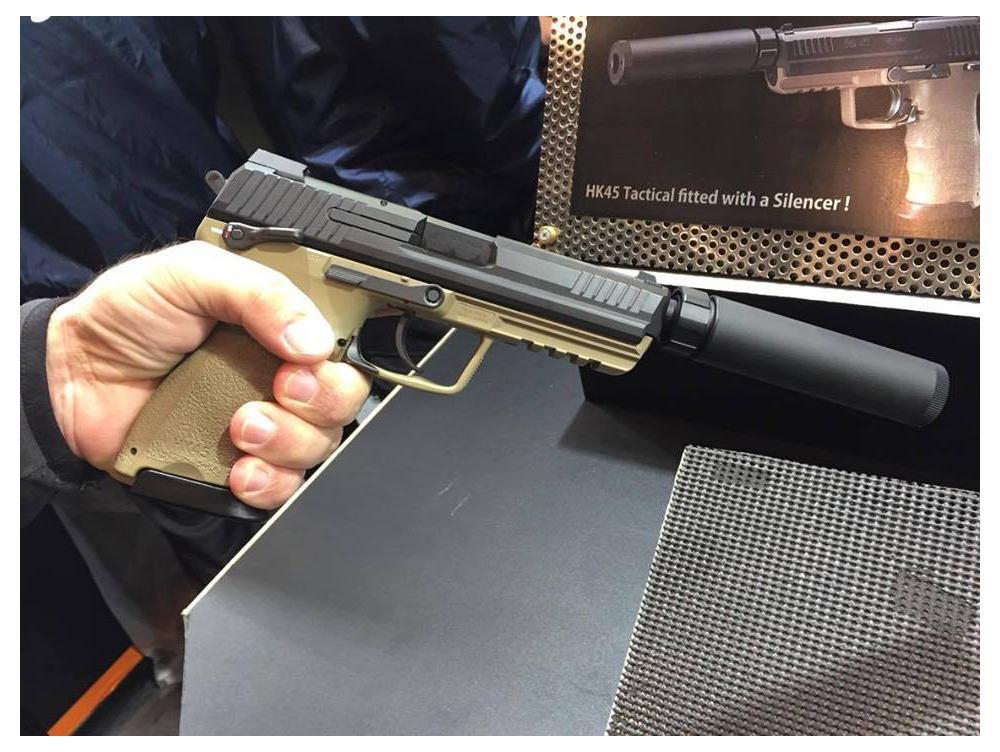 TOKYO MARUI - HK45 Tactical (GBB)