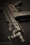Laylax / Nitro.Vo - Tokyo Marui MP5K Kurtz Keymod Rail Hand Guard