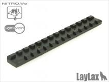 LAYLAX / Nitro.Vo - Keymod Rail L Size