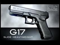 KSC - G17 Slide HW (GBB)