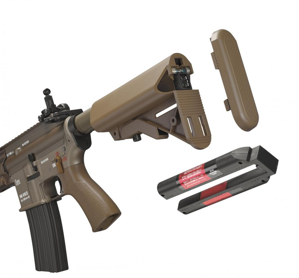 HK416 DELTA CUSTOM (Next Generation