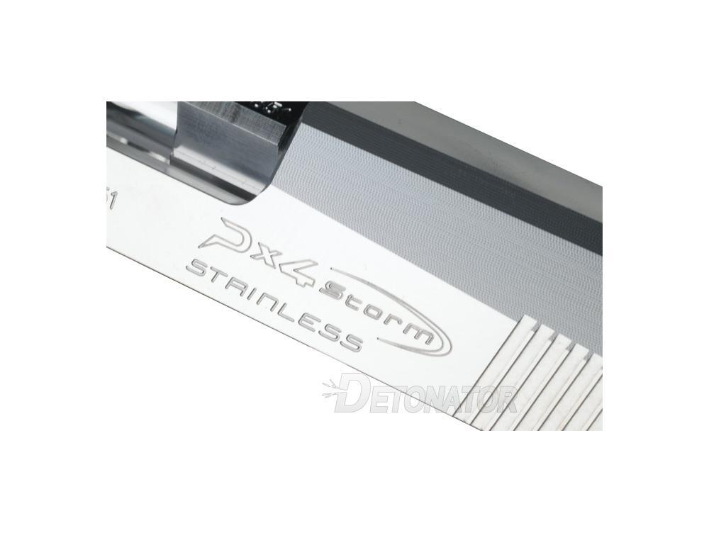 DETONATOR - PX4 TypeF Custom Slide Naked Silver for Tokyo