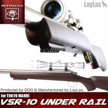LAYLAX / Nitro.Vo - VSR-10 Under Rail