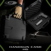 LAYLAX/SATELLITE - Handgun Case High Grade