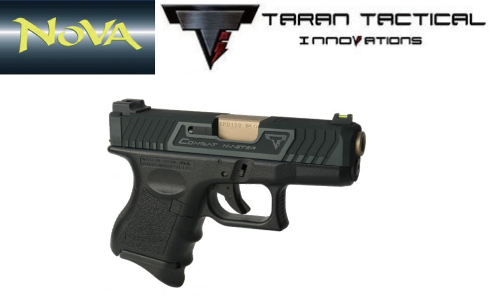 Glock26 Taran Tactical Innovations TTI Combat