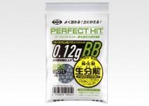 TOKYO MARUI - Perfect Hit Bio 0.12g BBs (800 rounds pack)