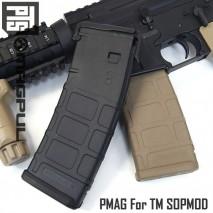 MAGPUL PTS - Next Gen M4 PMAG for Tokyo Marui Next M4 Series / SCAR Series / HK416 Series - BLACK