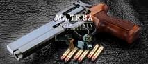 Marushin - Mateba Revolver・6mmBB・X-Cartridge version