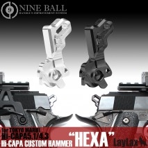LAYLAX/NINE BALL - Custom Hammer HEXA for Tokyo Marui HiCapa 5.1 & 4.3